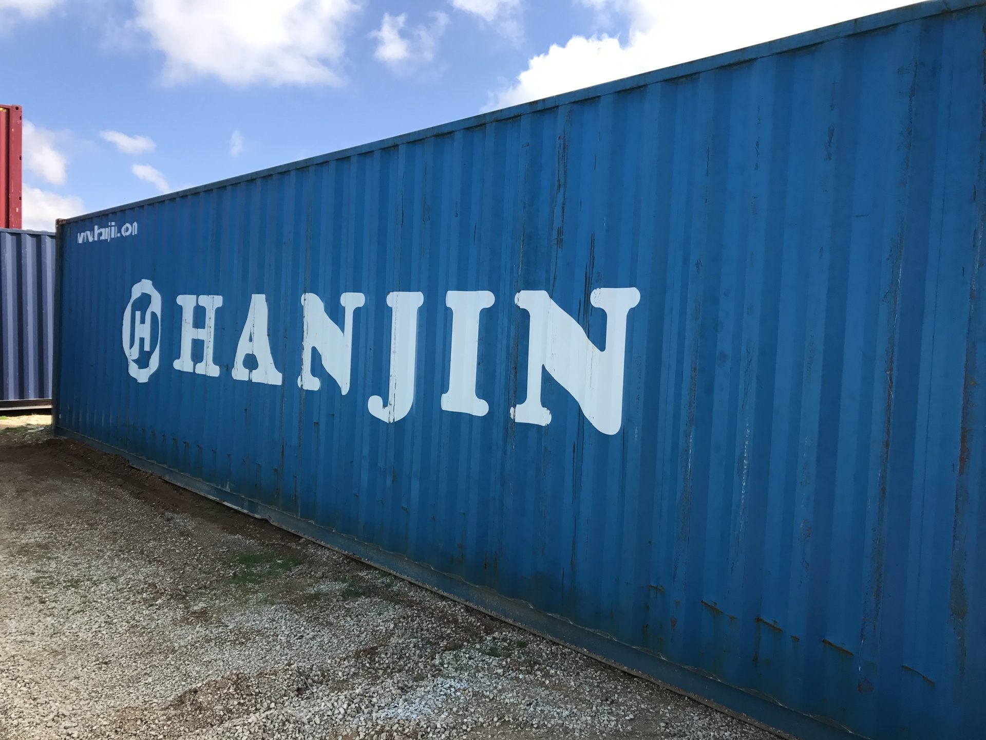 Used Containers in jordan