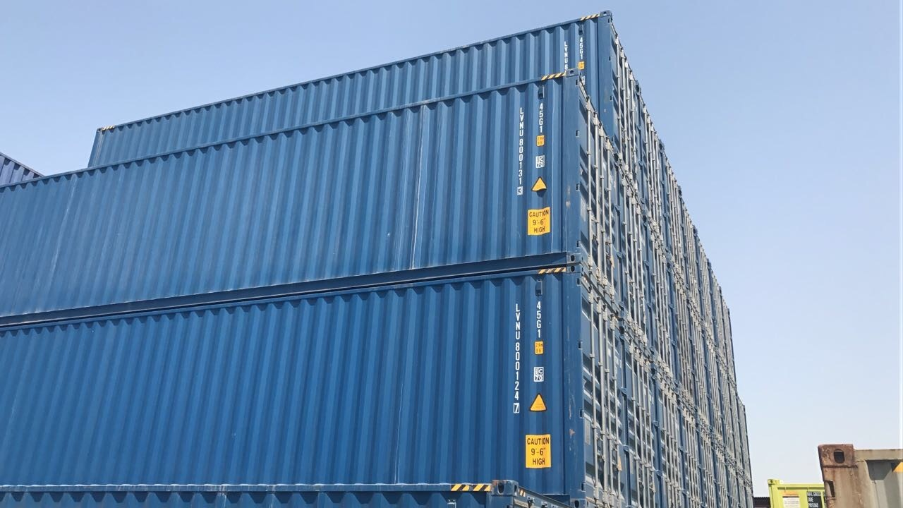 Storage Containers in UAE