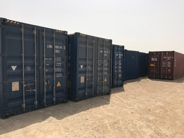 Raseef Containers Services LLC