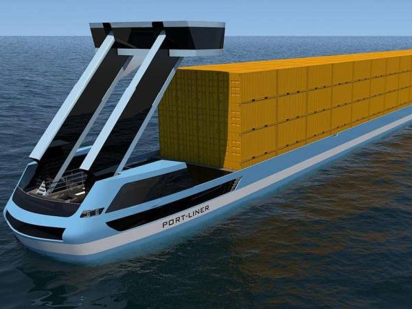 Electric, Fully Autonomous Containership Barges to Ply European Waterways