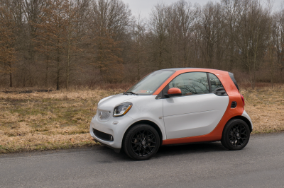 Smart Gasoline Cars Gone from USA and Canada