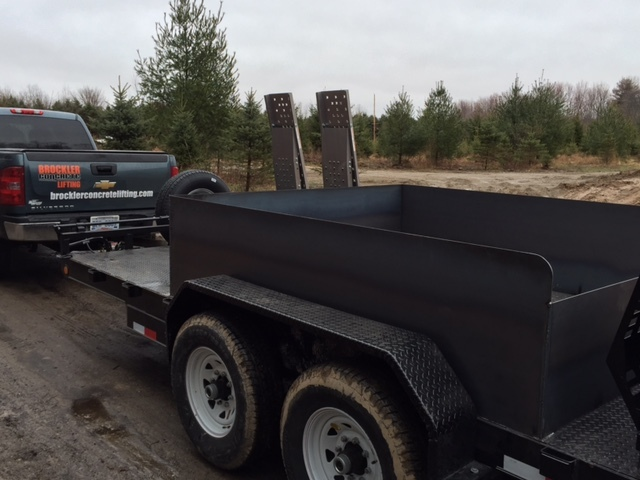 Customized trailer