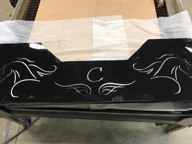 custom 5th wheel tailgate