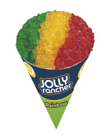 Blue Bunny Jolly Rancher Snow Cone