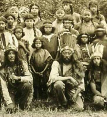 BlackIndians of 1800's