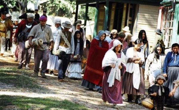 Rich-Heape Films, Inc.  Trail of Tears Cherokee Legacy.
