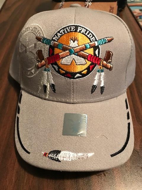 Sacred Pipe Cap