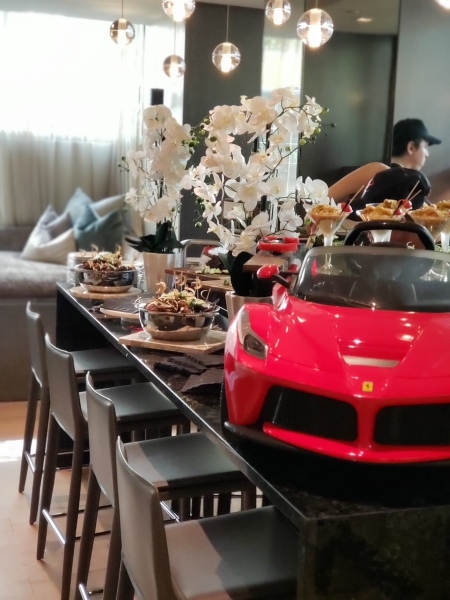 Ferrari Event - Washington DC