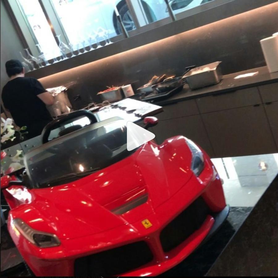 Ferrari Event - Washington DC