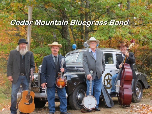 Ceder Mountain Bluegrass Band