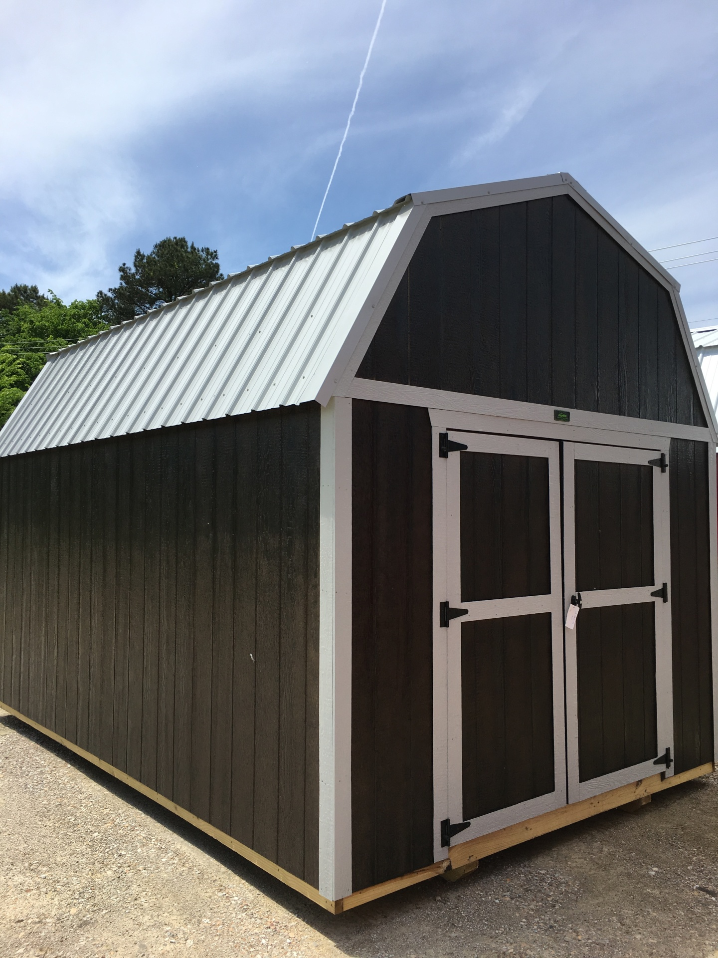 Storage, portable buildings,