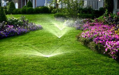 Irrigation Repairs