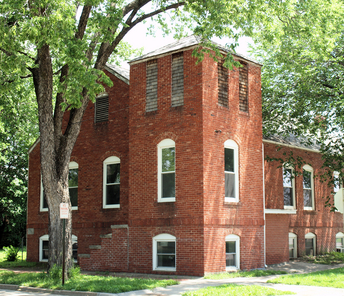 Manhattan, KS:  Survey & National Register nominations for African American resources