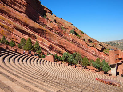 Morrison, CO:  Red Rocks Amphitheatre, park, and Civilian Conservation Corps camp National Historic Landmark nomination
