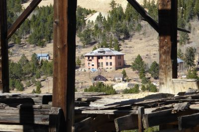 Russell Gulch, CO: survey of historic resources