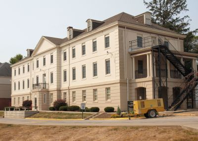 Excelsior Springs, MO:  HABS level IV documentation for Veteran's hospital complex