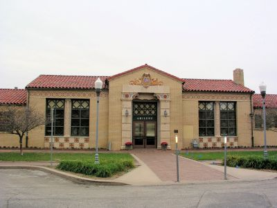 Kansas:  Survey, multiple property & individual National Register nominations for historic railroad resources