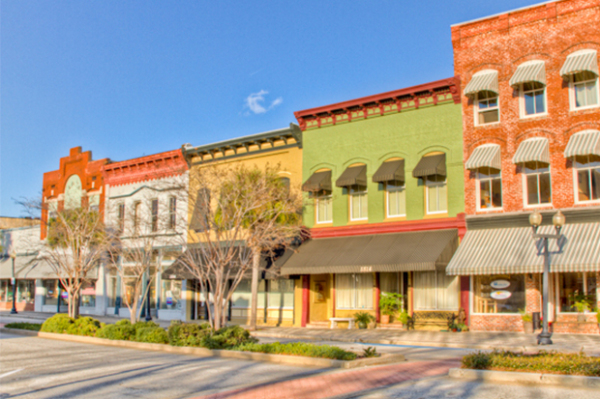 Historic Downtown Brunswick