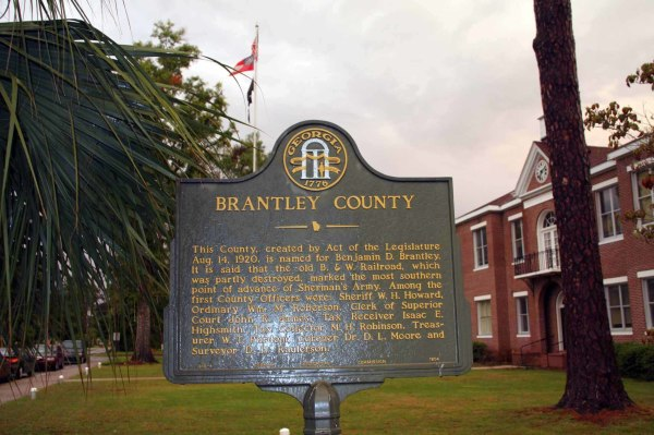 Brantley county