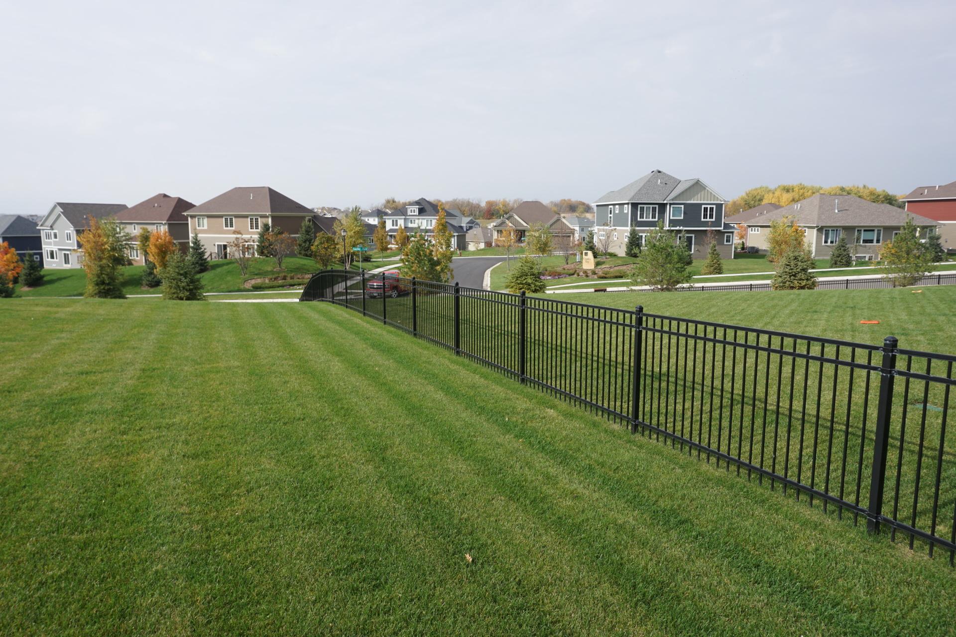 Ornamental Steel Fence Process