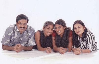 Utham, Pooja, Sunaina & Rajini