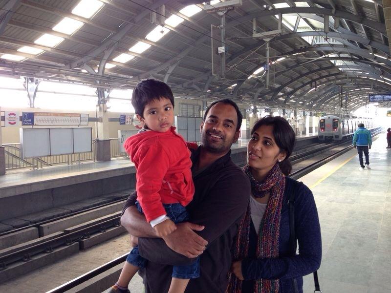 Arjun, Delhi Metro