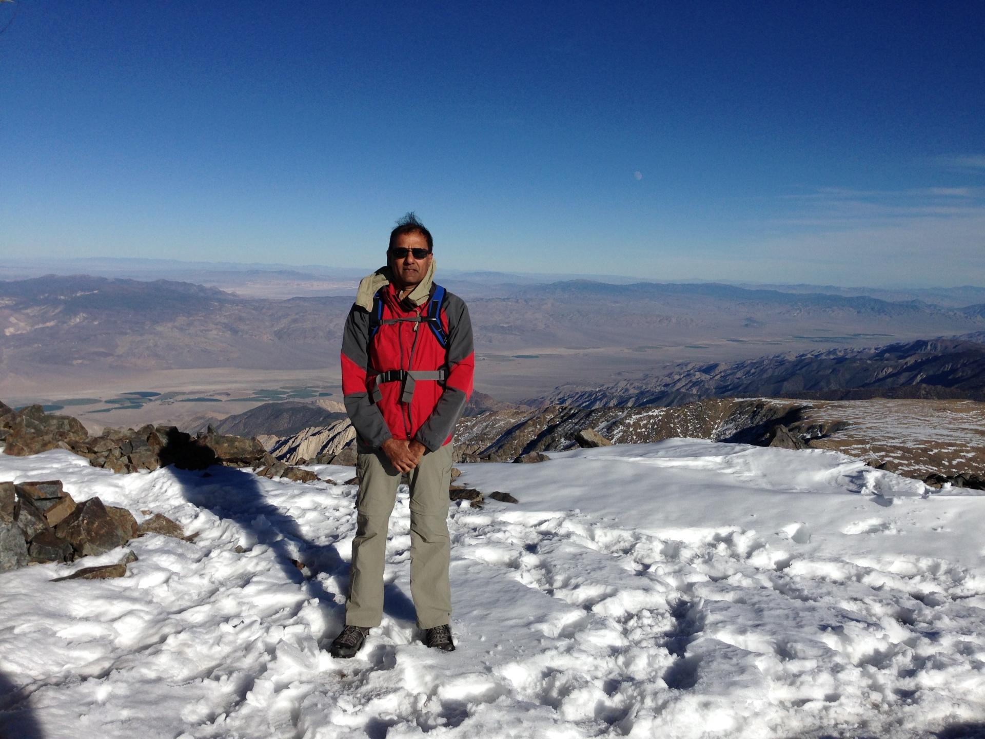 White Mountain, CA - 14,000'