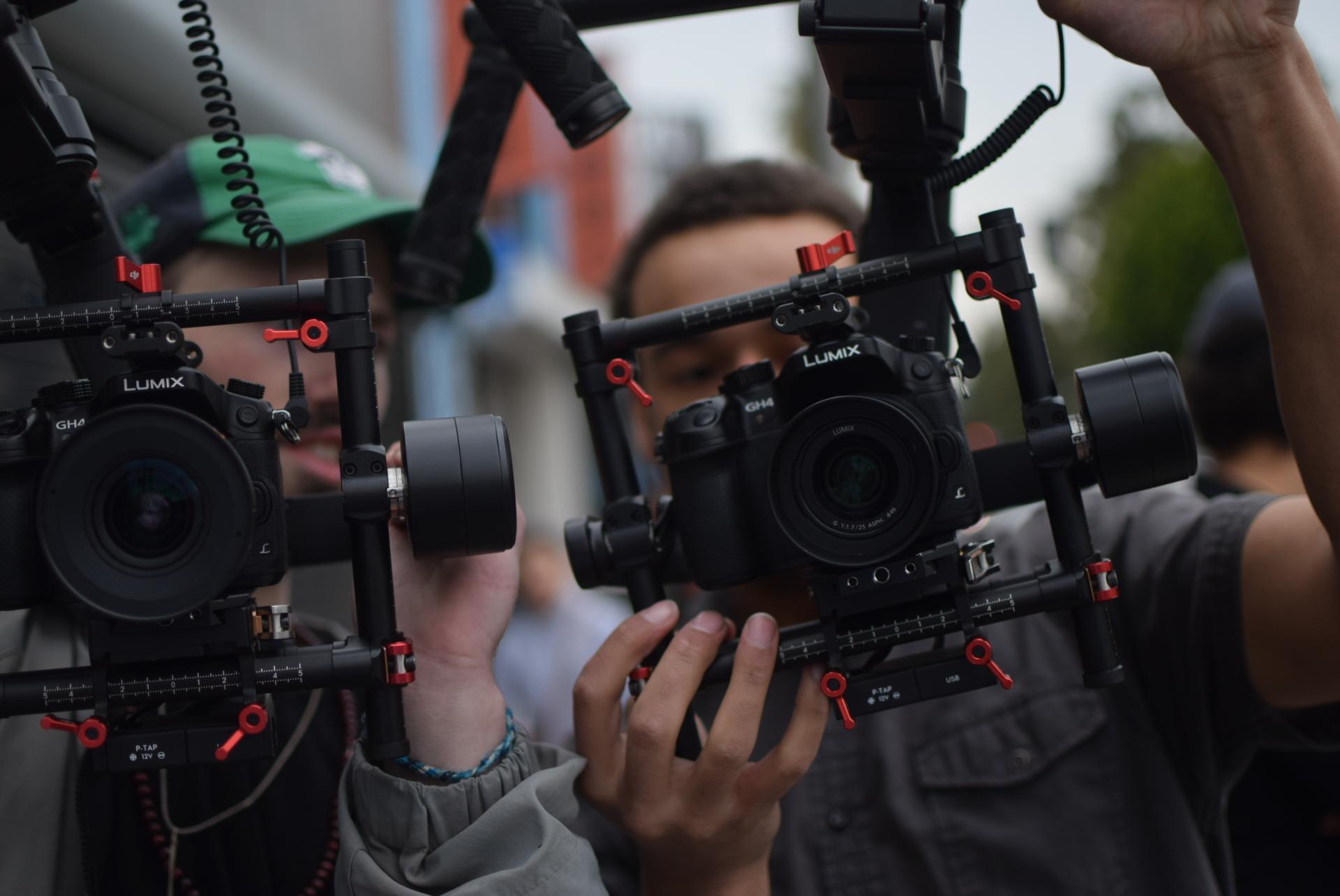 Close Up Cameras