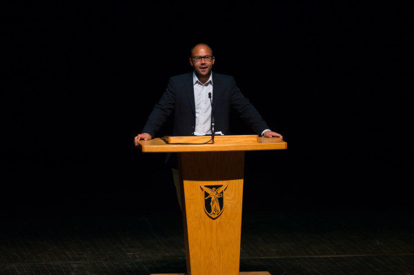 Simon Balto, Director of the African American Studies Program