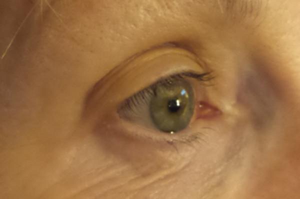 Before Eyeliner