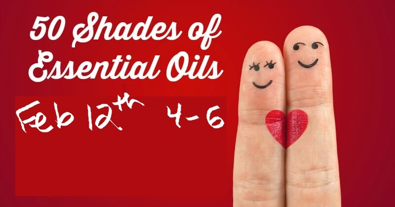 50 Shades of Essential Oils