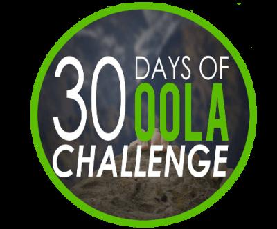 OolaLife Challenge!!!