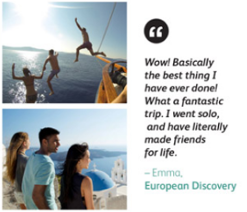 European Discovery Images Review