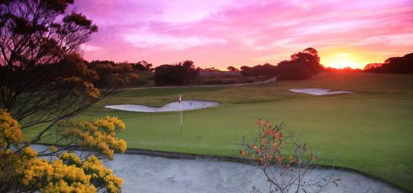 Royal Melbourne Golf