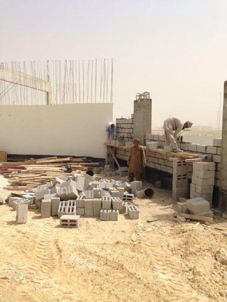 مشروع فلل شمال الرياض