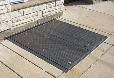 Cellar Doors   New Jersey   Jersey Steel Doors Inc.