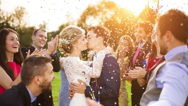 Cocktail Weddings