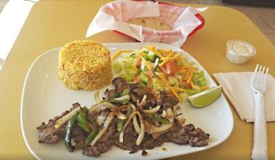 Carne Asada/ Grilled steak