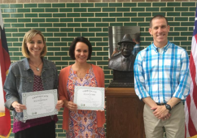2016 Teacher Recognition Honorees