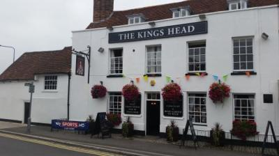 Kings Head Front