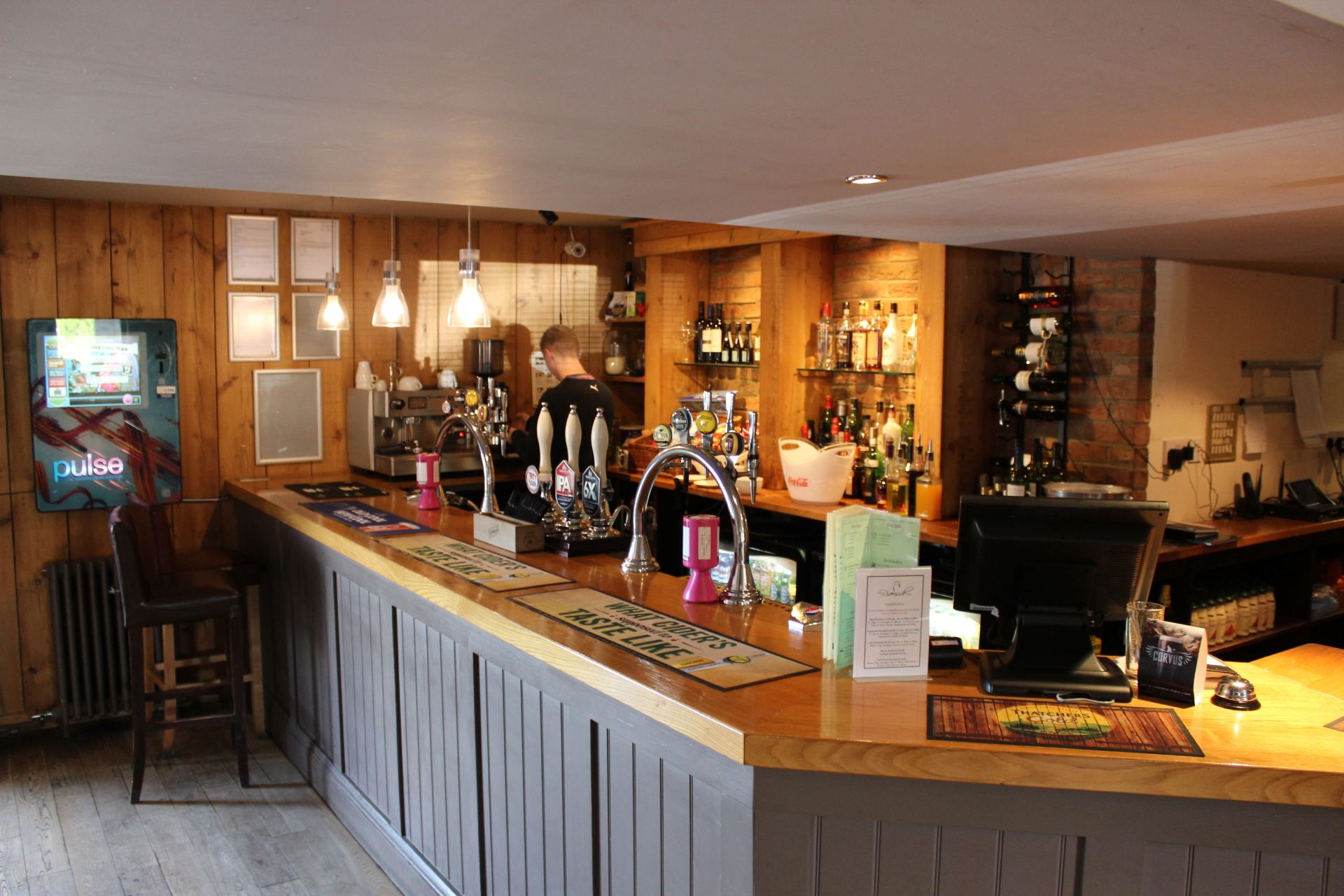 Traditional Products & Real Ales