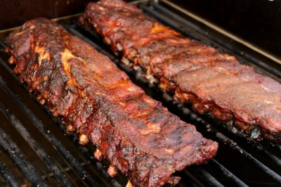 Nellas Smokehouse Ribs