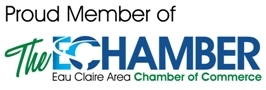 Member of Eau Claire Area Chamber of Commerce