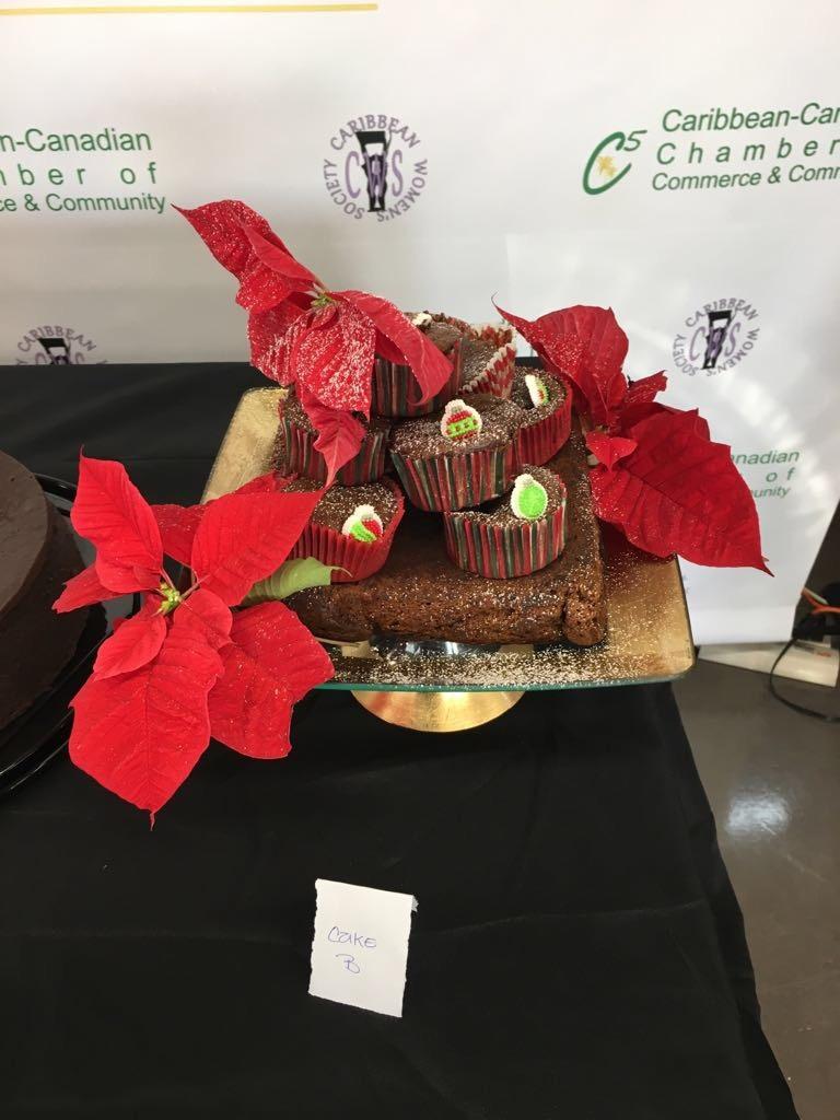 Home Baker Cake Winner