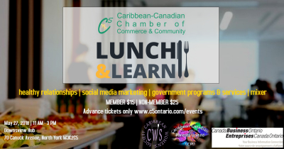 C5 Lunch N Learn
