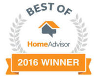 Best rated on Home Advisor