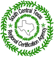 South Central Texas Regional Certification Agency Seal