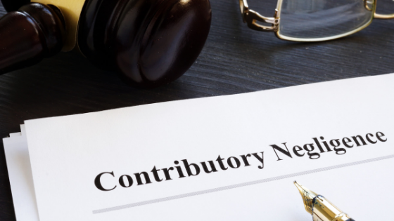 Contributory Negligence: It's All or Nothing