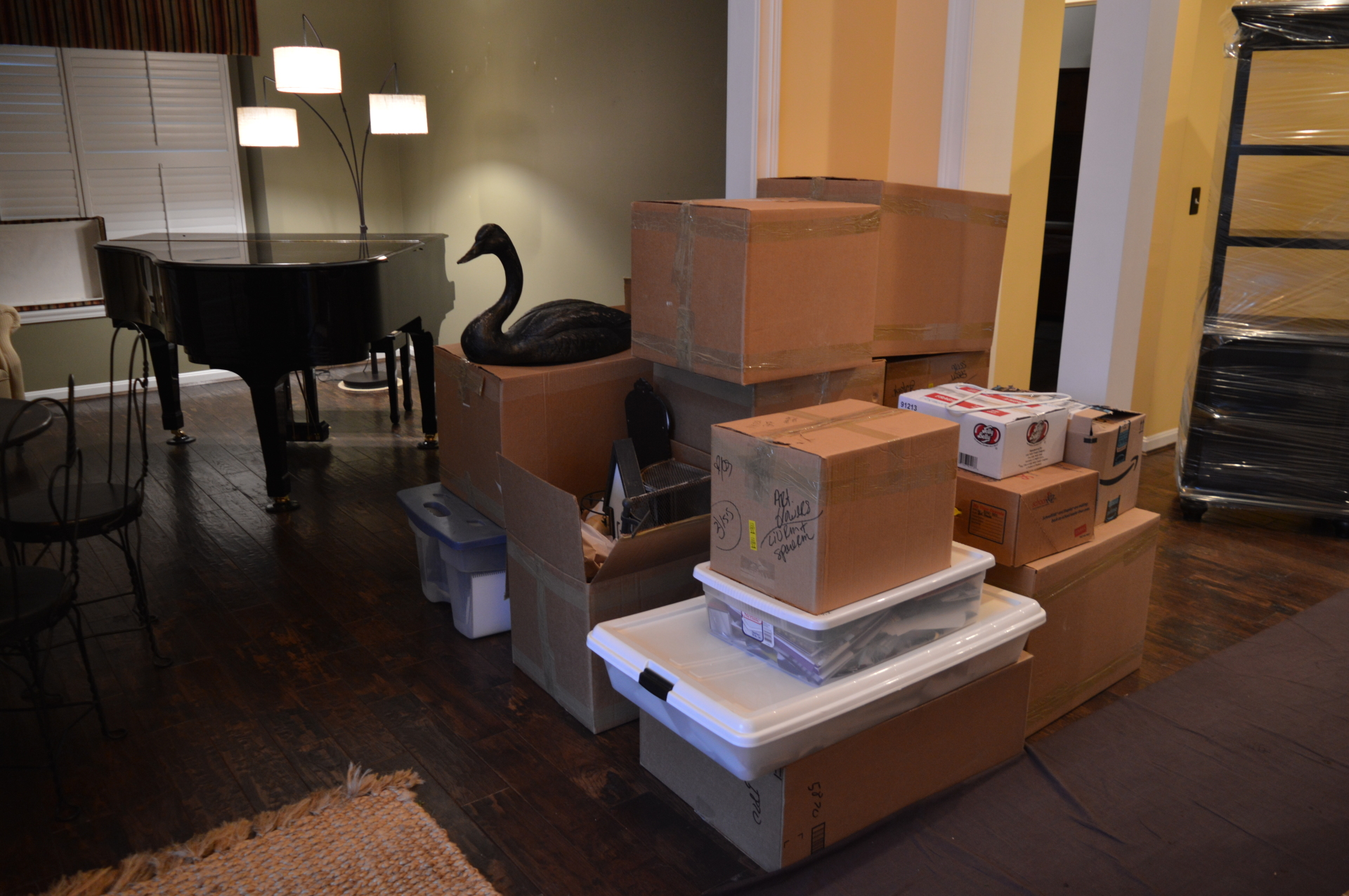Twenty Packing tips for A Smooth Move
