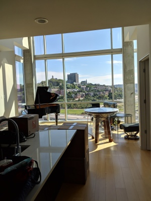 Are you moving to downtown Cincinnati?